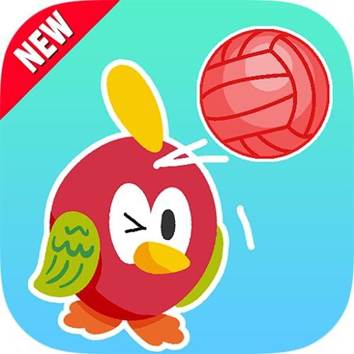 Birds Volleyball Adventure - Angry Jungle Match