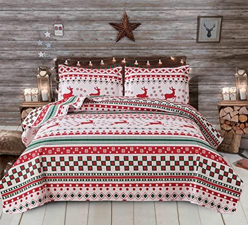 ropa de cama de navidad de la marca Smuge