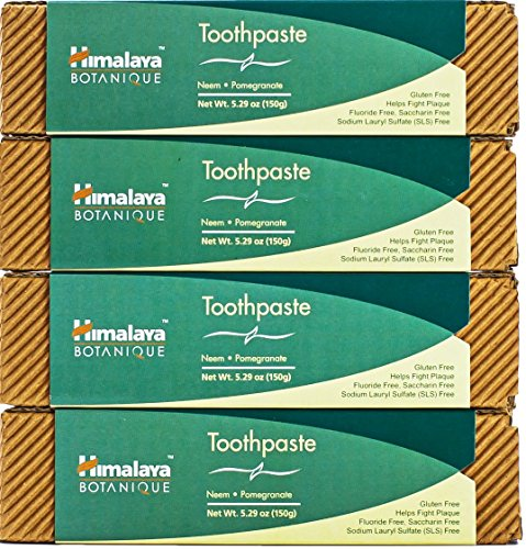 Himalaya Himalaya Organique Toothpaste - 150g - PACK OF 4
