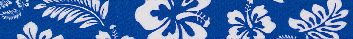 Country Brook Design - Max 62% OFF 3 4 Inch Blue Royal Hawaiian Free Shipping New We Polyester