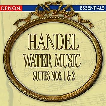 Handel: Water Music Suites 1 & 2
