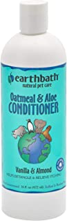 Earthbath All Natural Oatmeal and Aloe Conditioner, 16-Ounce