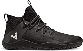 VIVOBAREFOOT Magna Trail II FG, Mens Vegan Hiking Trainers With Barefoot Sole