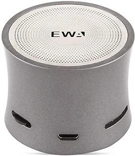 EWA A104 Portable Bluetooth Speakers - Grey