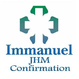 Immanuel Confirmation