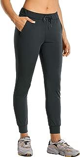 CRZ YOGA Donna Manica Lunga da Allenamento Camicie Yoga Leggere Top Sportivi con Foro per Il Pollice