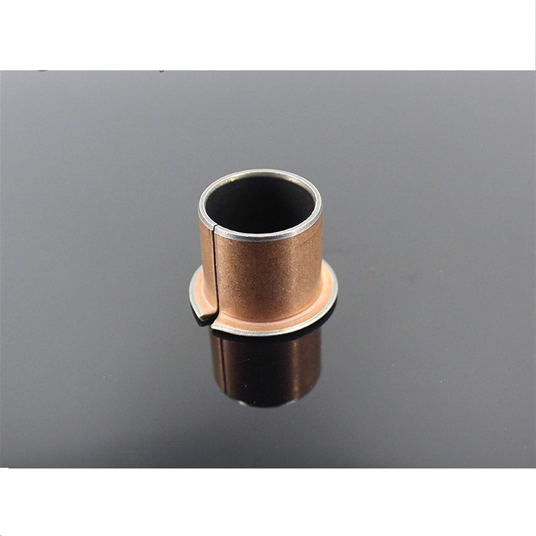 SF1 Self Composite Flange Bearings SUOFEILAIMU SF1-F Oilless Flanged Bushing Bearing SF1-F20165 SF1-F20200 SF1-F20215 SF1-F20250 2 Pcs Diameter : SF1 F20150