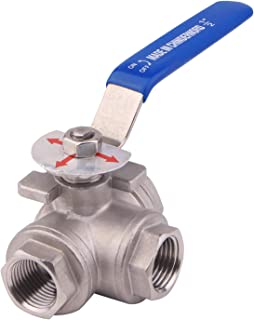 Best 3 position ball valve Reviews