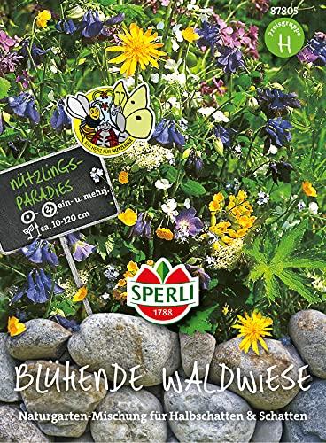 87805 Sperli Premium Blumenmischung Samen Waldwiese   Wildblumen Samen   Wildwiese Samen  Blumenwiese Samen   Bienenwiese Samen   Blumenwiese Saatgut