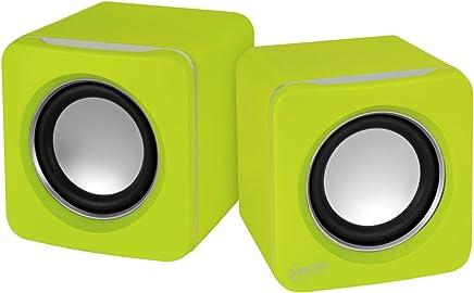 Arctic S111 Altoparlanti USB Portatili per PC o Notebook, Design compatto, Sound Equilibrato, Giallo Limone - Confronta prezzi