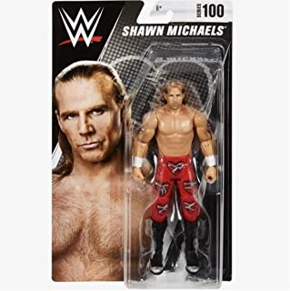 WWE Shawn Michaels  Series 100 ACTION FIGURE