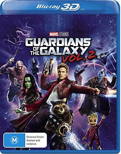 Guardians Of The Galaxy : Vol 2 | 3D Blu-ray