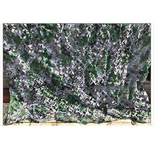 Markiezen jungle-bergsmodus camouflagennet outdoor camping fotografie verborgen vogel bergobservatie zonnescherm decoratie net multiformaat optioneel (maat: 3 * 3m) Carl Artbay camouflage camouflage camouflage camouflage 4*6m