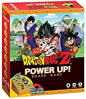 Best dragon ball z power up board game Reviews