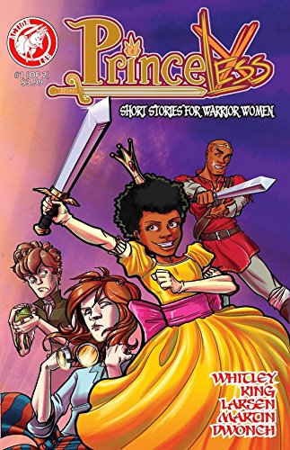 Princeless: Stories For Warrior Women #1 (of 2) (Princeless: Save Yourself) (English Edition)