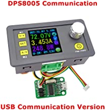 Electronic Module Programmable Constant Voltage Current Step-down Power Supply Module Voltmeter Ammeter Buck Converter 80V...