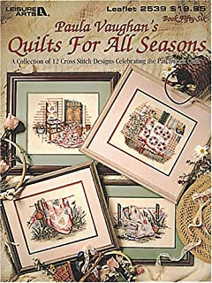 Best paula vaughan cross stitch Reviews