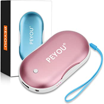 CENXINY 6000mAh Powerbank USB Recargable Batería Externa Calienta ...