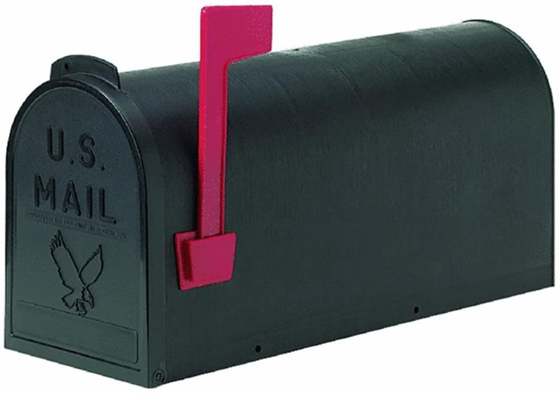 Flambeau T-R4501BL Standard Classic Mailbox Rural #1 Style In a popularity Challenge the lowest price of Japan Bl