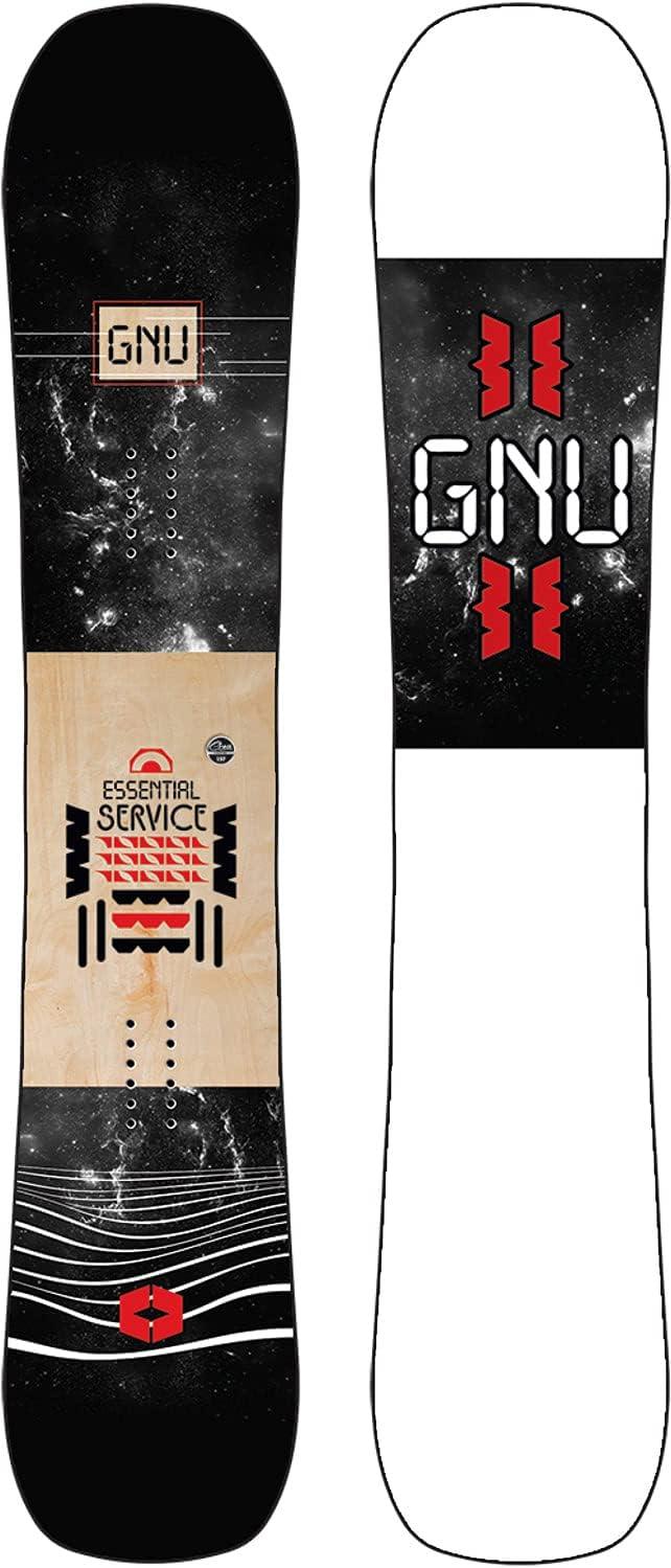 Regular dealer Gnu Essential Regular dealer Service Snowboard Mens