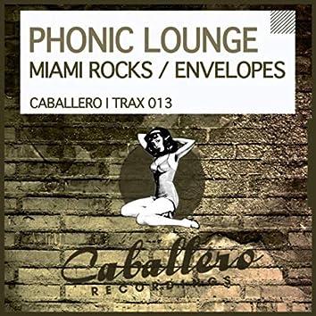 Miami Rocks / Envelopes