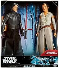 Star Wars Kylo Ren vs. Rey Action Figure 18 - 2 pk