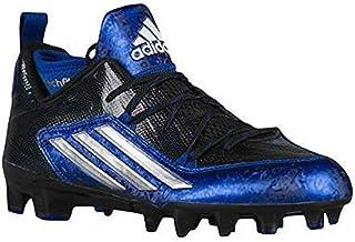adidas Men's Crazyquick 2.0 Black/Platinum/Royal Athletic Shoe