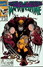 Marvel Comics Presents No. 92: Wolverine, Ghost Rider, Cable, The Beast and Northstar