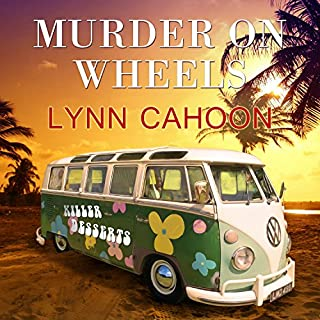 Murder on Wheels cover art
