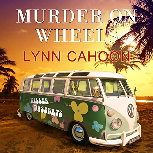 Murder on Wheels audiobook cover art