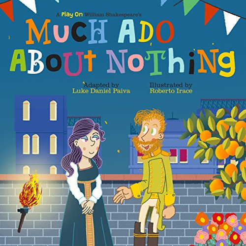 Much Ado About Nothing: A Play on Shakespeare Titelbild
