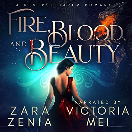 Fire, Blood, and Beauty audiobook cover art
