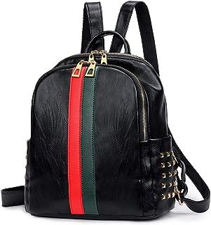 Women Backpack Purse Fashion PU Leather Daypack Ladies Rucksack Travel Shoulder Bag Handbag Purse