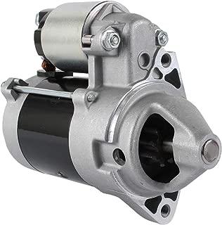 DB Electrical SND0290 Starter for Kawasaki Kubota John Deere Lawn Mower Tractor F525 F710 GS75 HD75 325 GT262 GT265 GT275 180 185 260 265 GS75/ Kubota T1700H T1700HX