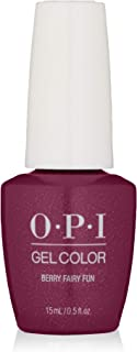 OPI GelColor, Gel Nail Polish, Purple