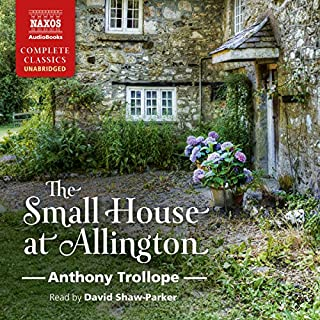 The Small House at Allington cover art