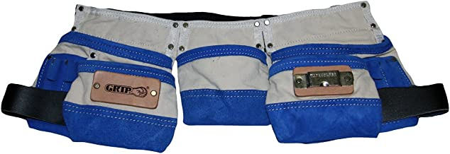 Grip Childrens Tool Belt Blue