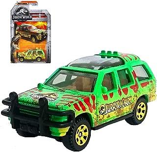 Jurassic World Diecast 1993 Ford Explorer #04 1:64 Scale