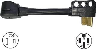 NEMA 14-50P to 6-50R 240V 50 Amp Welder Welding Dryer EV Charger Power Cord Adapter Adaptor Connector Connecter