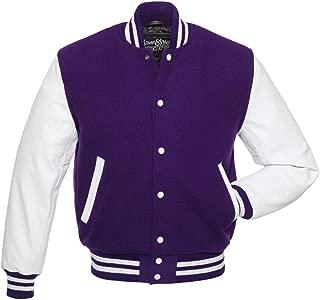 Best purple letterman jacket Reviews