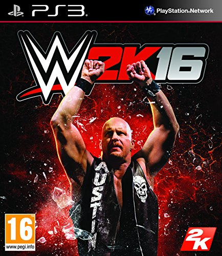 WWE 2K16 [AT Pegi] - [PlayStation 3]