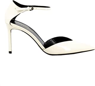 SAINT LAURENT Luxury Fashion Womens 5944380NP002035 White Pumps | Fall Winter 19