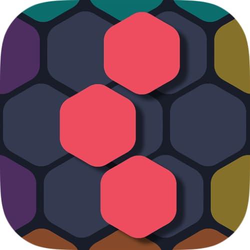 Hexa 1010 Fill Hexagon Puzzle, Hex Block Blast