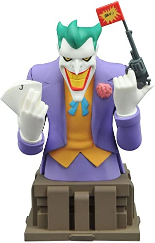 oferta de tienda Diamond Select Batman La Serie Animada Busto The Joker 15 15 15 cm  marcas en línea venta barata