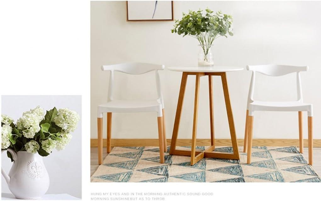 Dossier chaise d'ordinateur créative chaise de maison minimaliste moderne (Couleur : C) C