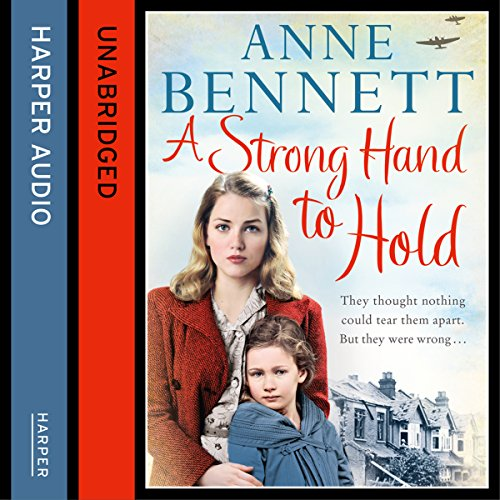 A Strong Hand to Hold audiobook cover art
