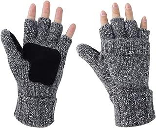 fair isle gloves men