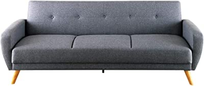 Amazon.com: Kardiel Bauhaus Mid-Century Modern Sofa, Urban ...