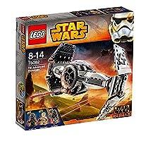Descriptif produit: Chasse les Rebelles sur la planète Lothal à bord du prototype TIE LEGO Star Wars. Développé à partir du design du TIE Fighter, le vaisseau Inquisitor top secret est doté d'une technologie de pointe, avec des ailes qui se replient ...