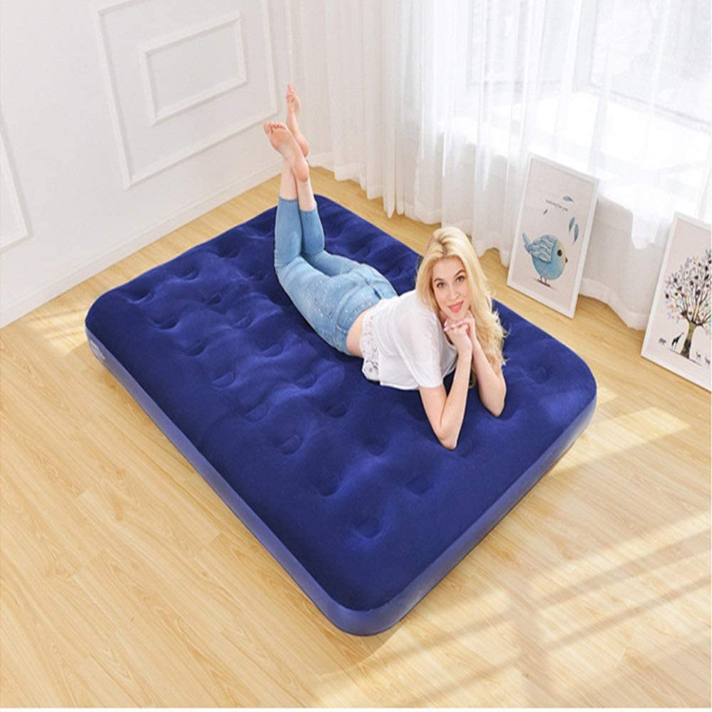 High material Teerwere Portable Air Bed PVC Ranking TOP5 Size Twin Mat